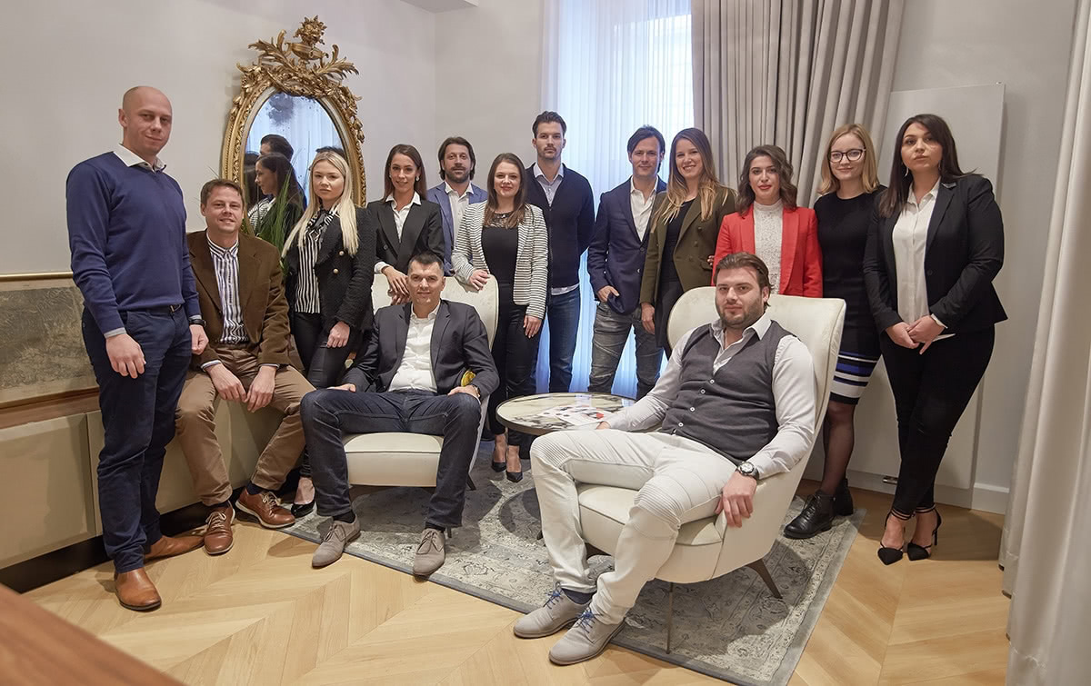 Eurovilla team