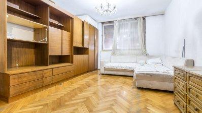 Črnomerec, Gjure Szaba street, apartment for adaptation NKP 58 m2