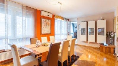 Trnje quality 3 bedroom apartment NKP 141m2
