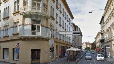 Zagreb, centre, Masarykova street business premise 47m2