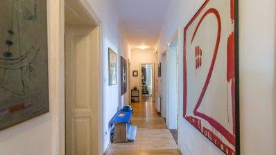 Maksimir, Bukovačka, 127,70 m2, duplex apartment with garden 340 m2