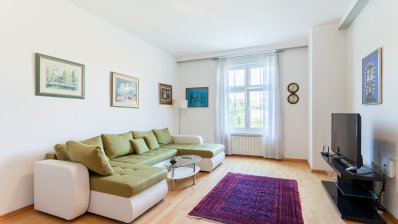 Mažuranić square 3 bedroom apartment
