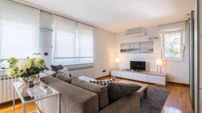 Srebrnjak, duplex apartment of 190 m2 + studio and garage 41 m2