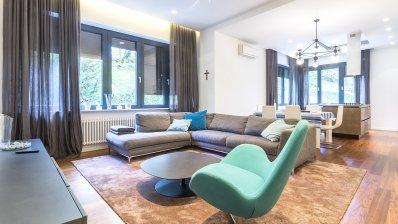 Šalata, Novakova, luxury three bedroom apartment 103 m2 with garage