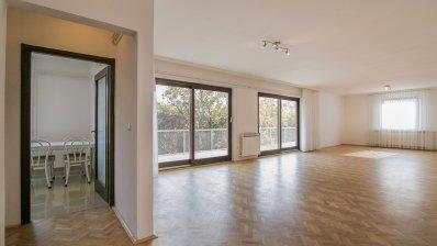 Pantovčak 3 bedroom not furnished apartment 150m2