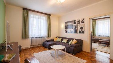 Heinzelova street, Kvaternik square beautiful two bedroom apartment NKP 103 m2