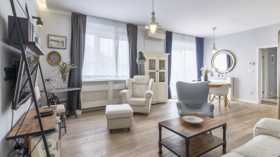 Center, Zvonimirova street, beautiful two bedroom apartment + parking space