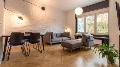 Trešnjevka, a luxurious two bedroom apartment of 60 m2