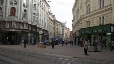 Center, Petrinjska street, bussines street local 36 m2