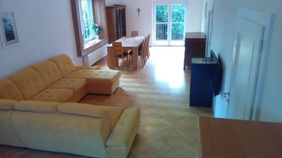 Maksimir, two bedroom, newly renovated apartment with garage, business space and parking space