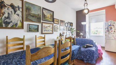 Savska street, beautiful one bedroom aprtment NKP 92 m2 + parking space