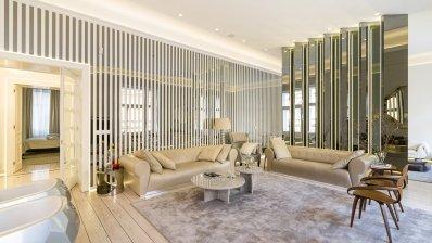 Center luxury apartment 182m2