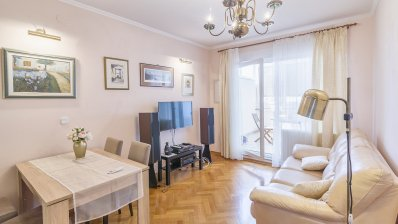 Trešnjevka, furnished two bedroom apartment NKP 65 m2