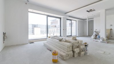 Radnička street, beautiful two bedroom apartment + terrace in total 185 m2 NKP