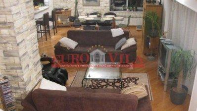 to rent, four rooms flat, zagreb, vinogradska