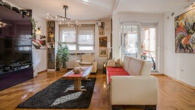 Gračani 3 bedroom apartment 102m2 + parking space