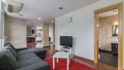 Four rooms apartment, Lascina