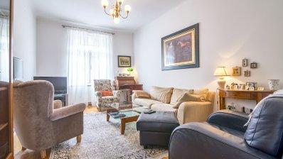 Maksimir, Kvaternikov trg, one bedroom apartment 70m2, quiet location