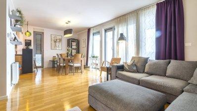 Šestinski vrh, beautiful three bedroom two floor apartment NKP 163 m2