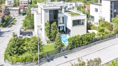 Mlinovi luxury villa 399m2 on land plot 661m2 with swimming pool