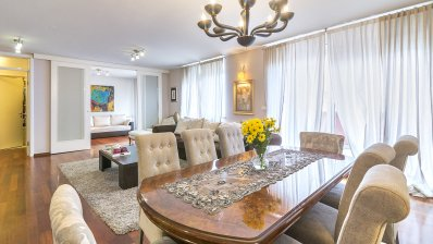 Trešnjevka 3 bedroom penthouse + 2 parking