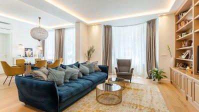 Zagreb center luxury 3 bedroom appartment on 1st floor