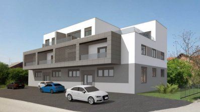 Zagreb Sv. Klara three bedroom 81m2 new building facility B