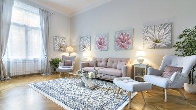 Marulićev trg beautiful two bedroom apartment 128 m2