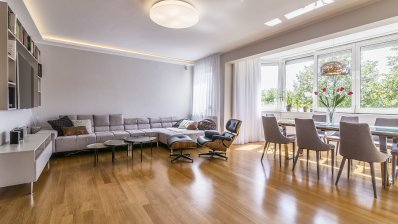 Zagreb, Mlinovi, beautifully decorated three bedroom apartment
