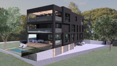 Tuškanac luxury newly built villa