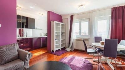 Zagreb, Draškovićeva ulica, excellent two bedroom apartment