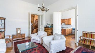 Zagreb, Centar, Zrinjevac, two-level three bedroom apartment 130m2