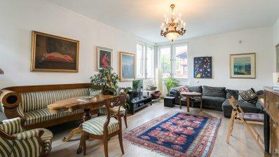Pantovcak, beautiful villa with garden, garage and parking space