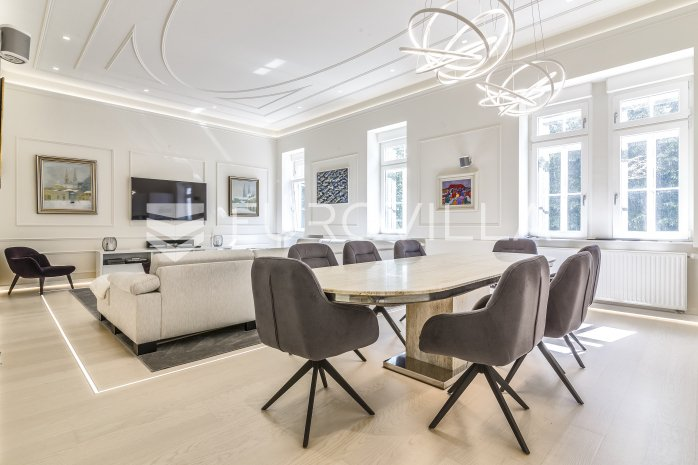 Mesnicka Luxury Duplex Apartment 310m2 Eurovilla Hr