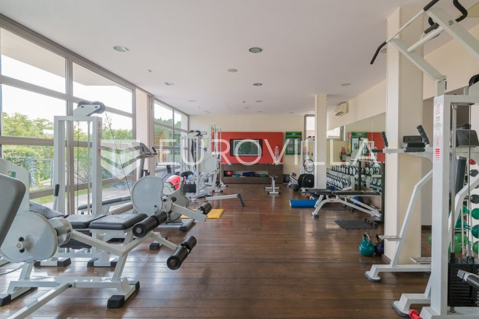 Gym Wellness Massage Business Premises For Rent Eurovilla Hr