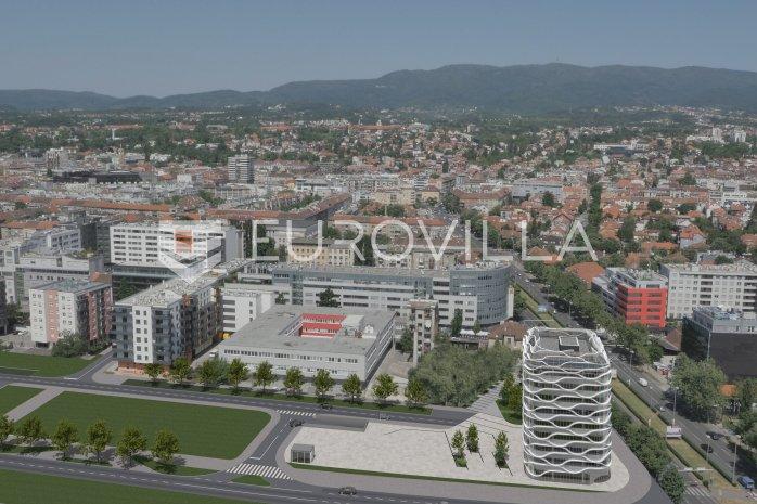 Zagreb Centar Branimirova Heinzelova Poslovni Prostor 260m2