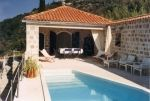 kuća, dubrovnik, bazen
